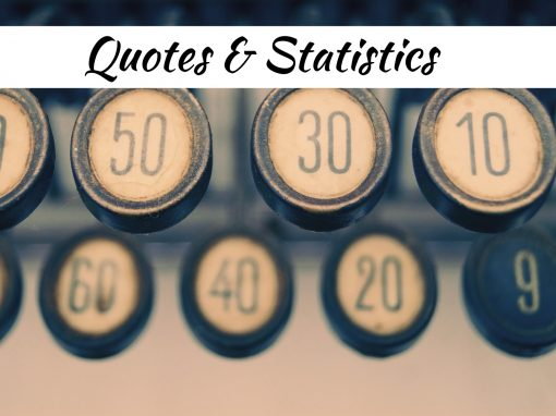Quotes and Statistics